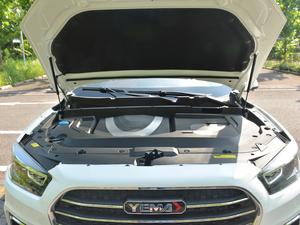 2018款2.0T DCT豪华版 发动机