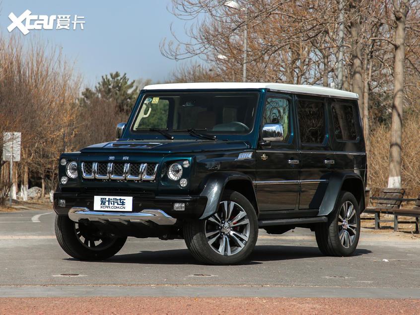 北京汽车2018款北京BJ80