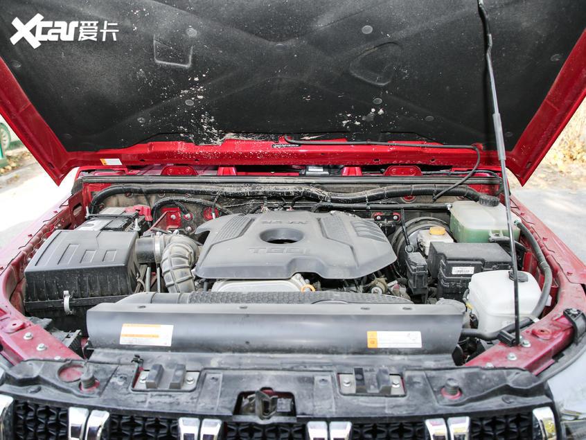 北京越野2019款BJ40