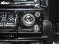 細節外觀北京BJ80頭燈