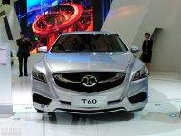 整体外观北京汽车T60 整体外观