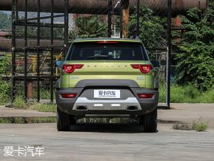 北京汽车2016款北京BJ20