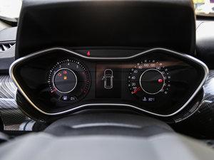 2016款1.5T CVT豪华型 仪表