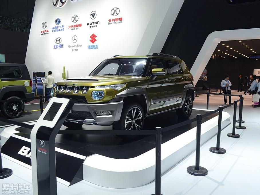北京汽车2015款北京BJ20