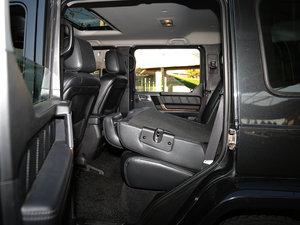 2016款2.3T 自动四驱尊贵版 后排座椅放倒