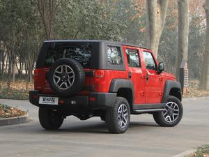 2018款L 2.0T 手动尊贵版 柴油 整体外观