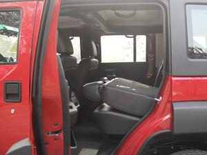 2018款L 2.0T 手动尊贵版 柴油 后排座椅放倒