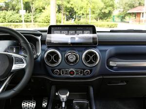 2018款PLUS 2.3T 自动四驱旗舰版 中控台