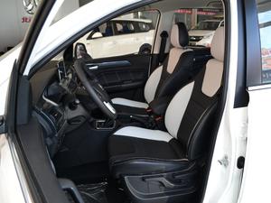 2017款1.5L 手动铂金版 前排座椅