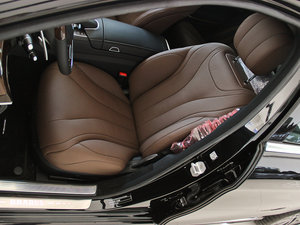 2014款40S 前排座椅