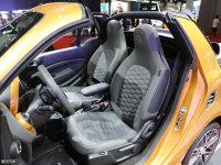 空间座椅巴博斯 smart fortwo空间座椅
