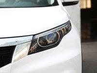 细节外观观致5 SUV头灯