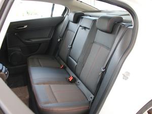 2018款1.6L DCT尊贵型 后排座椅