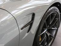 细节外观宝马M4双门细节外观