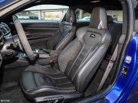 空间座椅宝马M4双门前排座椅