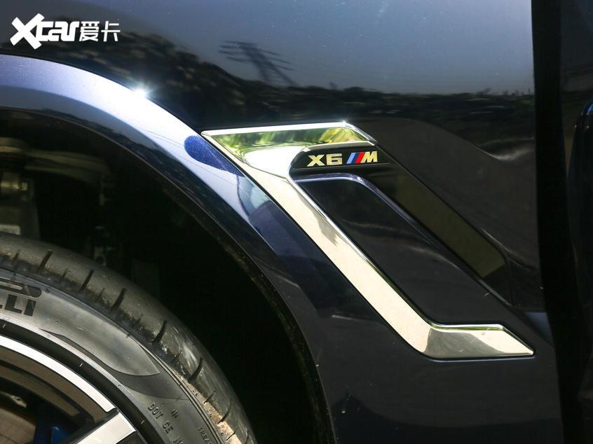 宝马M2020款宝马X6 M