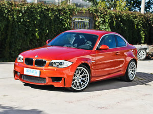 2011款1-Series M Coupe 整体外观