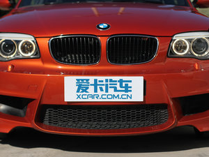 2011款1-Series M Coupe 中网