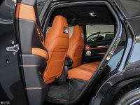 空间座椅宝马X6 M后排空间