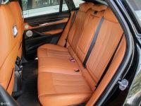 空间座椅宝马X6 M后排座椅