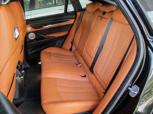 2015款4.4 V8 后排座椅