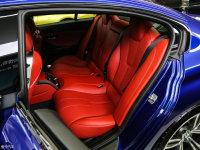 空间座椅宝马M6四门后排座椅