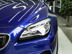 2015款Gran Coupe 头灯