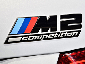 2018款Competition 细节外观