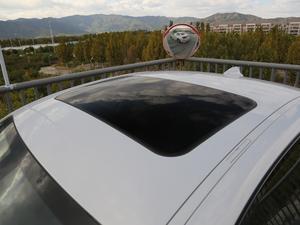 2018款雷霆版 车顶
