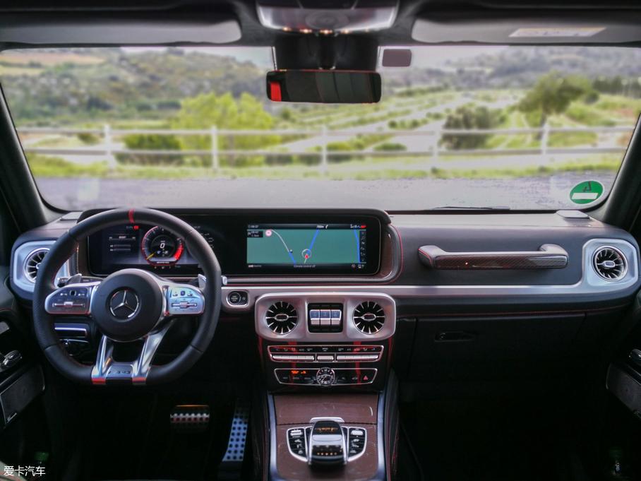 奔驰AMG2018款奔驰G级AMG