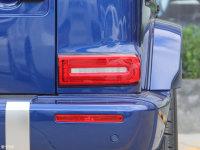 细节外观奔驰G级AMG尾灯