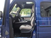 空间座椅奔驰G级AMG前排空间