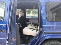 空间座椅奔驰G级AMG后排空间