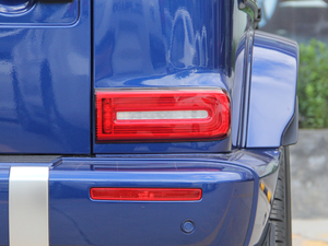 2018款AMG G 63 尾灯