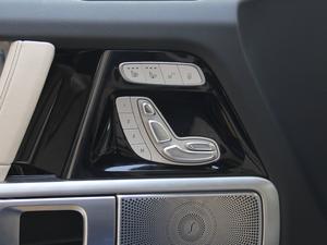 2018款AMG G 63 座椅调节