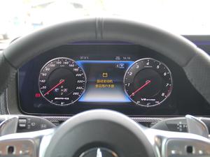 2018款AMG G 63 仪表