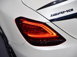 2019款AMG C 63 S 细节外观