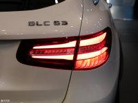 细节外观奔驰GLC级AMG尾灯