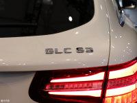 细节外观奔驰GLC级AMG细节外观