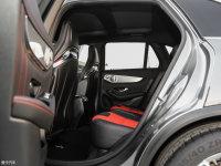 空间座椅奔驰GLC级AMG后排空间