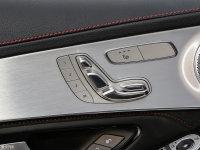 空间座椅奔驰GLC级AMG座椅调节