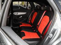 空间座椅奔驰GLC级AMG后排座椅