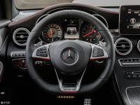 中控区奔驰GLC级AMG方向盘