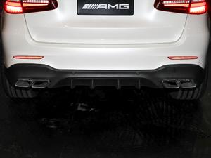 2018款AMG GLC 63 4MATIC+ 尾排