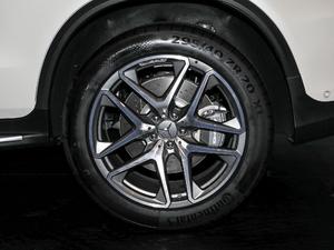 2018款AMG GLC 63 4MATIC+ 轮胎