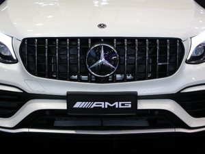 2018款AMG GLC 63 4MATIC+ 中网
