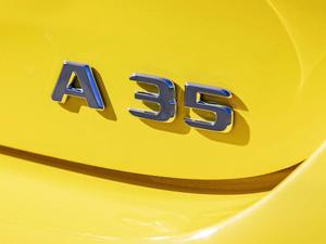2018款AMG A 35 4MATIC 细节外观