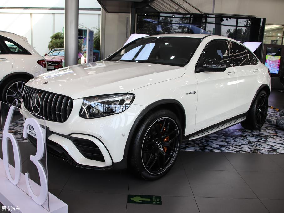 奔驰GLC级AMG目前店内现车 欢迎品鉴
