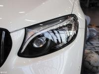 细节外观奔驰GLC级AMG轿跑SUV头灯