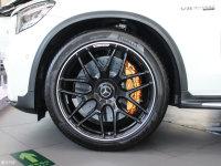 细节外观奔驰GLC级AMG轿跑SUV轮胎